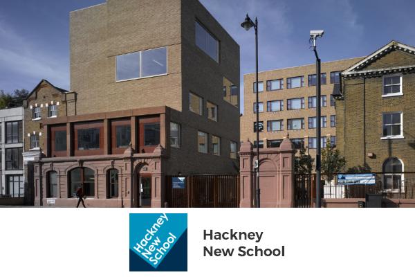 Hackney New School CCTV installation by Schoolwatch
